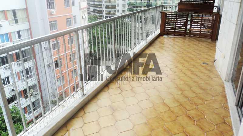 01 - Apartamento À Venda - Leblon - Rio de Janeiro - RJ - JA31369 - 1