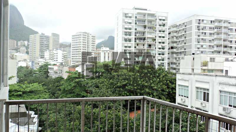 02 - Apartamento À Venda - Leblon - Rio de Janeiro - RJ - JA31369 - 3