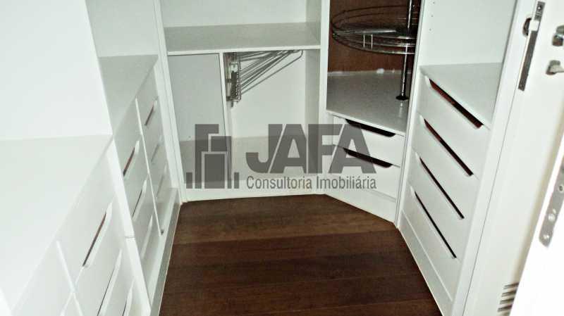 11 - Apartamento À Venda - Leblon - Rio de Janeiro - RJ - JA31369 - 12