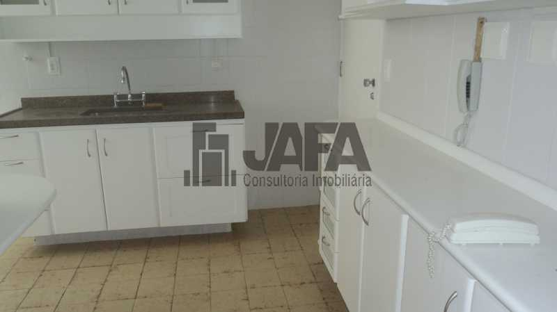 14 - Apartamento À Venda - Leblon - Rio de Janeiro - RJ - JA31369 - 15