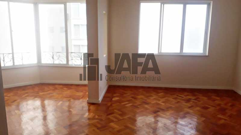 02 - Apartamento 3 quartos à venda Ipanema, Rio de Janeiro - R$ 6.000.000 - JA31371 - 3