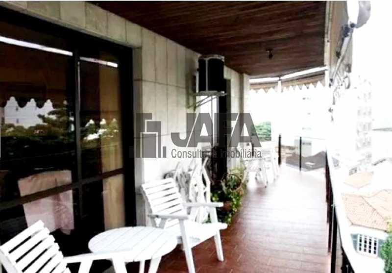 3 - Cobertura 3 quartos à venda Leblon, Rio de Janeiro - R$ 4.500.000 - JA50448 - 4