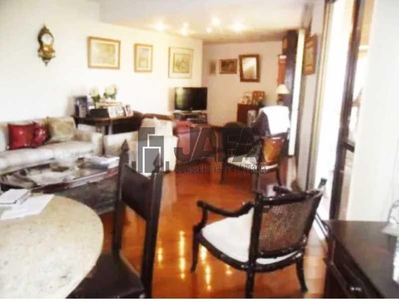 5 - Cobertura 3 quartos à venda Leblon, Rio de Janeiro - R$ 4.500.000 - JA50448 - 6