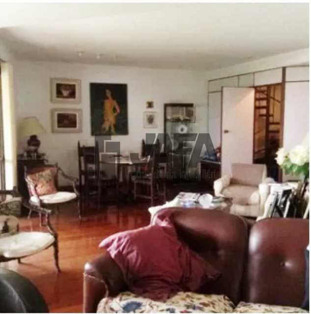 6 - Cobertura 3 quartos à venda Leblon, Rio de Janeiro - R$ 4.500.000 - JA50448 - 7