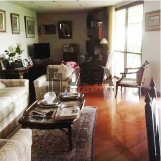 7 - Cobertura 3 quartos à venda Leblon, Rio de Janeiro - R$ 4.500.000 - JA50448 - 8