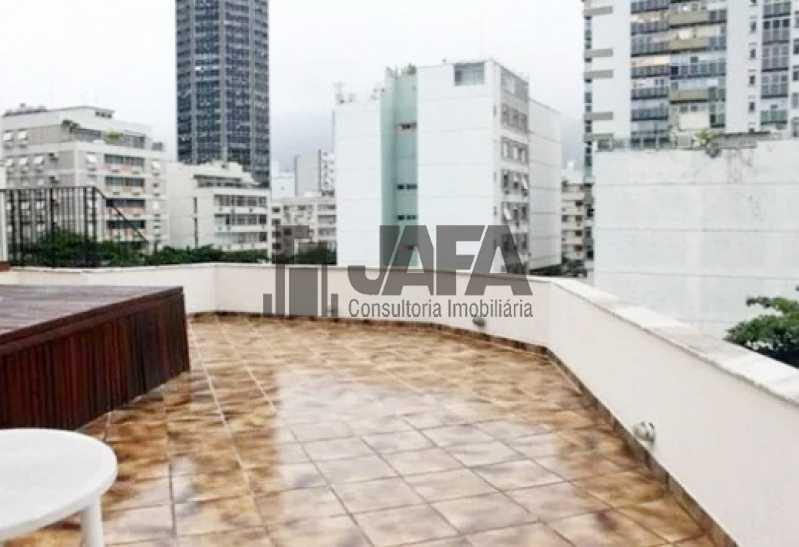 13 - Cobertura 3 quartos à venda Leblon, Rio de Janeiro - R$ 4.500.000 - JA50448 - 14