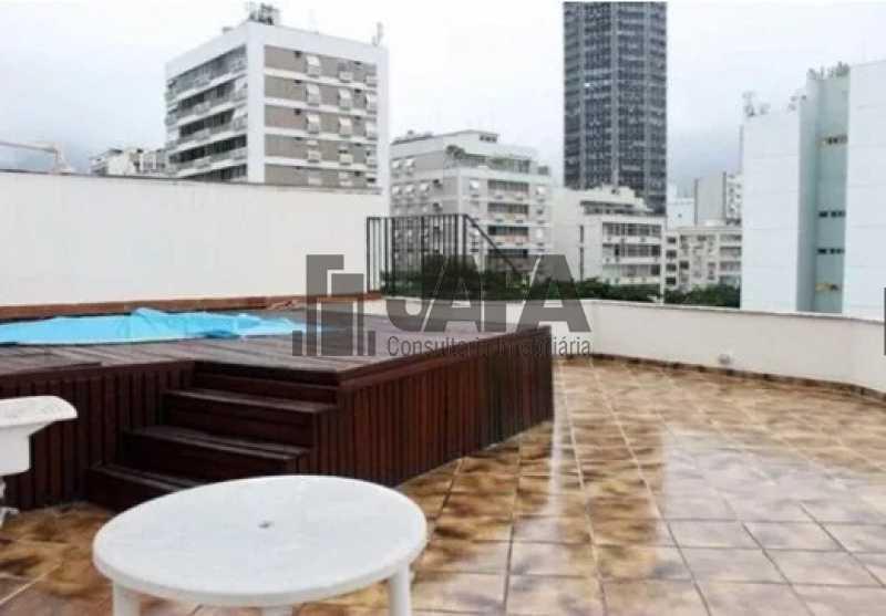 14 - Cobertura 3 quartos à venda Leblon, Rio de Janeiro - R$ 4.500.000 - JA50448 - 15