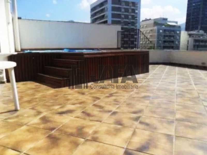 15 - Cobertura 3 quartos à venda Leblon, Rio de Janeiro - R$ 4.500.000 - JA50448 - 16