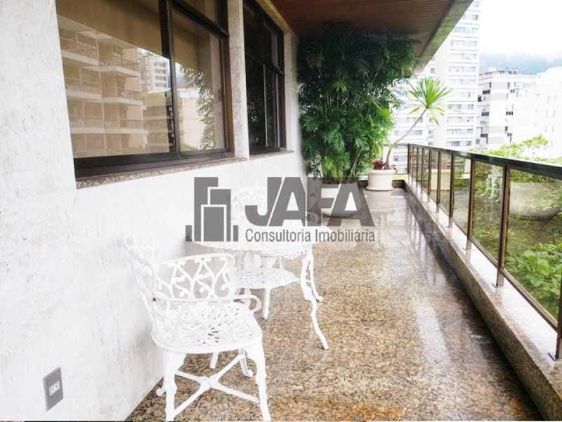 004 - Cobertura Leblon, Rio de Janeiro, RJ À Venda, 4 Quartos, 400m² - JA50451 - 5