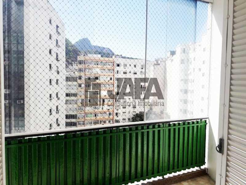 01 - Apartamento 3 quartos à venda Copacabana, Rio de Janeiro - R$ 1.600.000 - JA31379 - 1