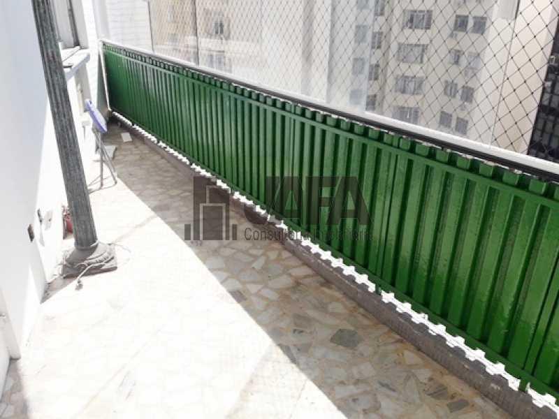 02 - Apartamento 3 quartos à venda Copacabana, Rio de Janeiro - R$ 1.600.000 - JA31379 - 3