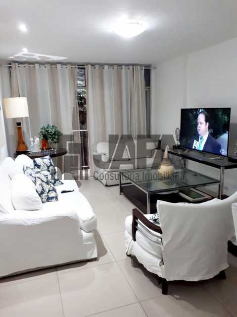 01 - Apartamento À Venda - Lagoa - Rio de Janeiro - RJ - JA41020 - 1