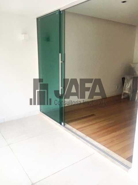 05 - Apartamento Lagoa,Rio de Janeiro,RJ À Venda,3 Quartos,115m² - JA31385 - 5