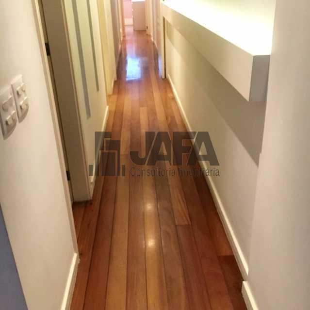 08 - Apartamento Lagoa,Rio de Janeiro,RJ À Venda,3 Quartos,115m² - JA31385 - 7