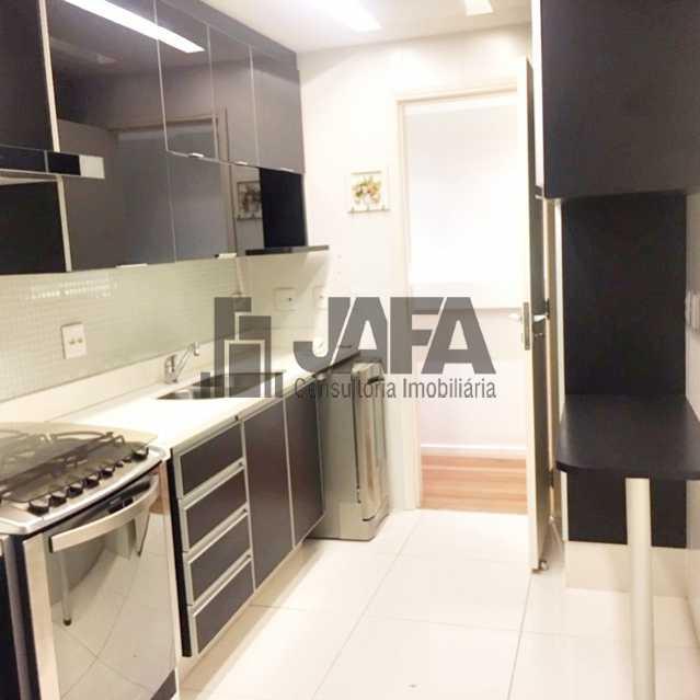 21 - Apartamento Lagoa,Rio de Janeiro,RJ À Venda,3 Quartos,115m² - JA31385 - 20