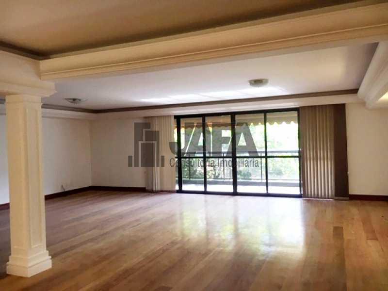 02 - Apartamento Leblon,Rio de Janeiro,RJ À Venda,4 Quartos,289m² - JA41022 - 3