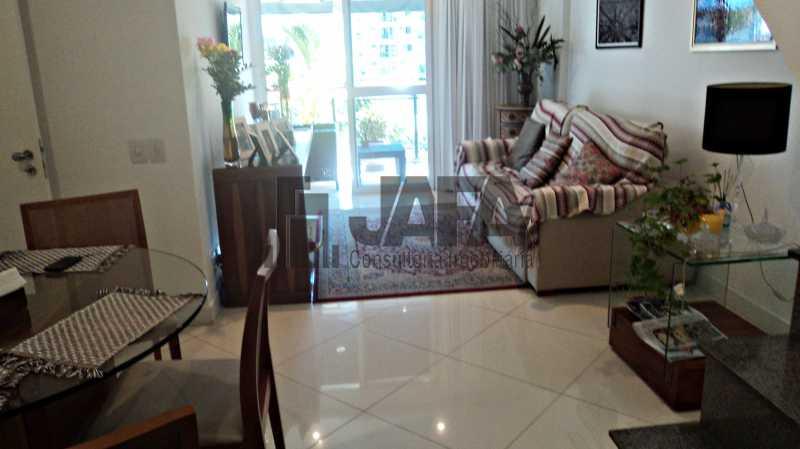 03 - Cobertura 3 quartos à venda Leblon, Rio de Janeiro - R$ 5.200.000 - JA50454 - 4