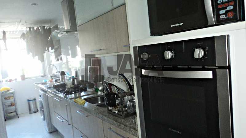 13 - Cobertura 3 quartos à venda Leblon, Rio de Janeiro - R$ 5.200.000 - JA50454 - 14