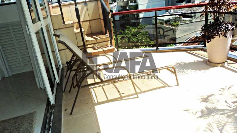 14 - Cobertura 3 quartos à venda Leblon, Rio de Janeiro - R$ 5.200.000 - JA50454 - 15