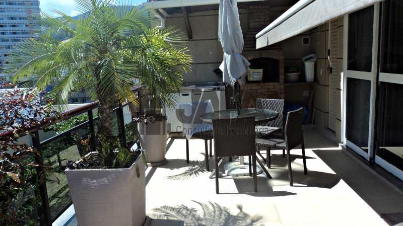 15 - Cobertura 3 quartos à venda Leblon, Rio de Janeiro - R$ 5.200.000 - JA50454 - 16