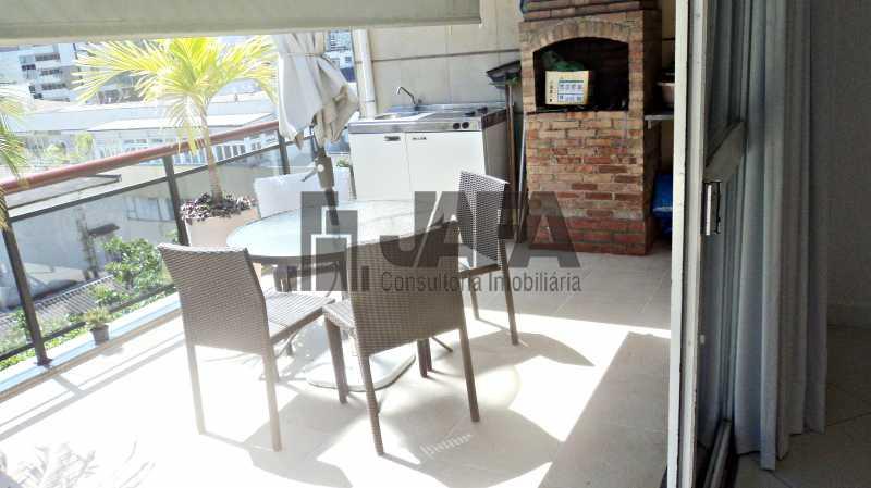 16 - Cobertura 3 quartos à venda Leblon, Rio de Janeiro - R$ 5.200.000 - JA50454 - 17