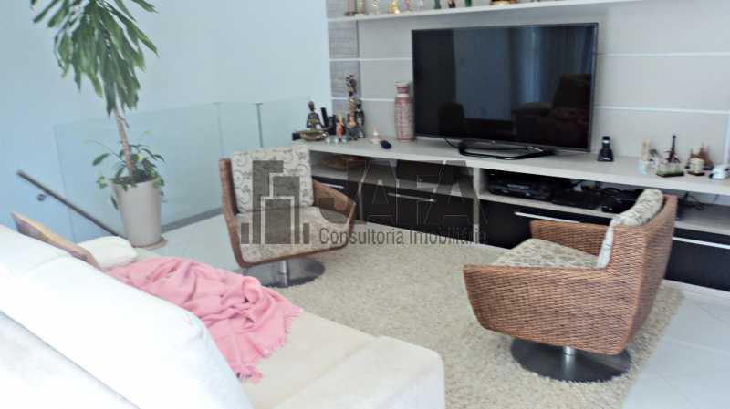 17 - Cobertura 3 quartos à venda Leblon, Rio de Janeiro - R$ 5.200.000 - JA50454 - 18