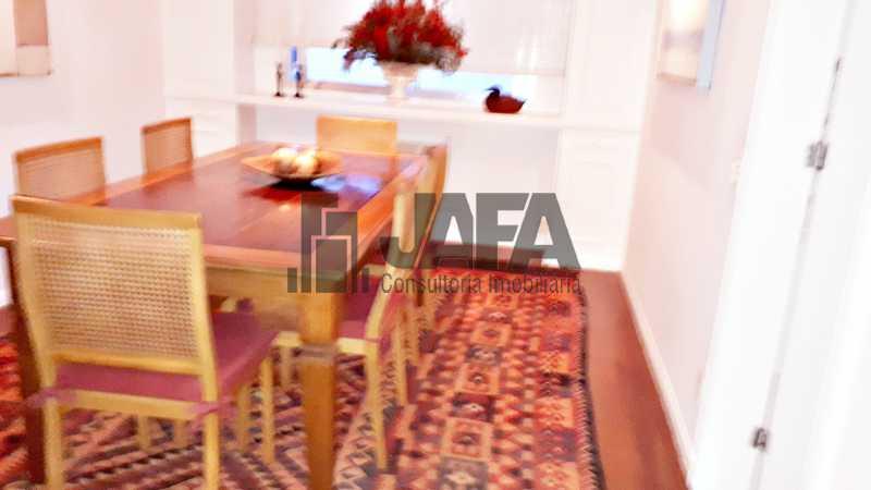 02 - Apartamento 4 quartos à venda Leblon, Rio de Janeiro - R$ 7.300.000 - JA41026 - 3