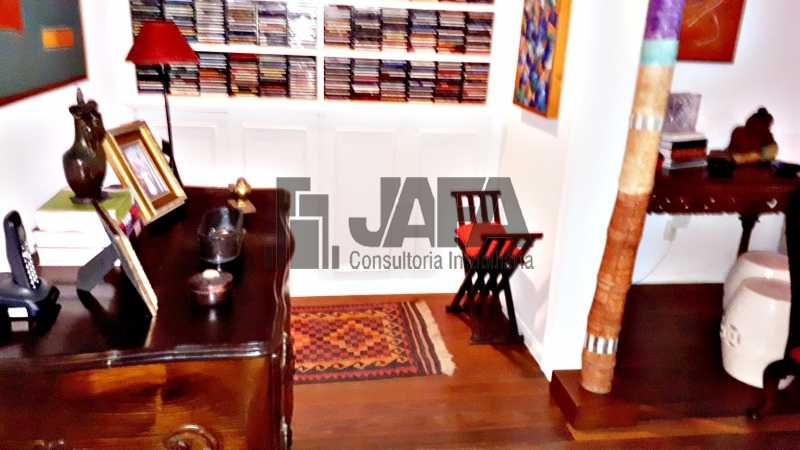 03 - Apartamento 4 quartos à venda Leblon, Rio de Janeiro - R$ 7.300.000 - JA41026 - 4