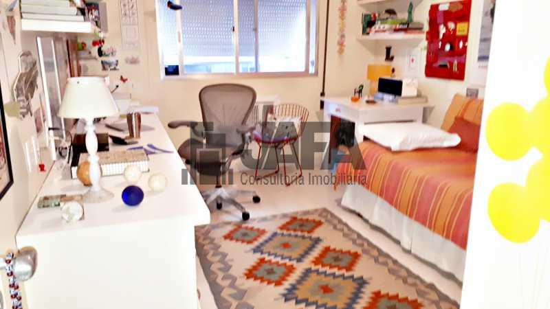 08 - Apartamento 4 quartos à venda Leblon, Rio de Janeiro - R$ 7.300.000 - JA41026 - 9