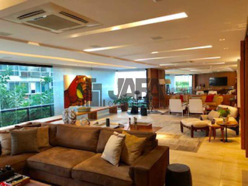 01 - Apartamento Leblon,Rio de Janeiro,RJ À Venda,4 Quartos,360m² - JA41028 - 1