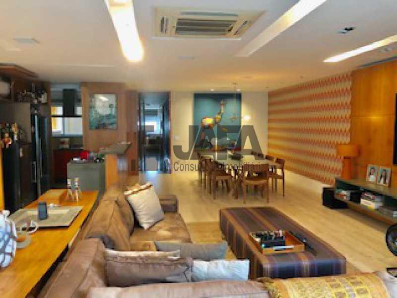 04 - Apartamento Leblon,Rio de Janeiro,RJ À Venda,4 Quartos,360m² - JA41028 - 5
