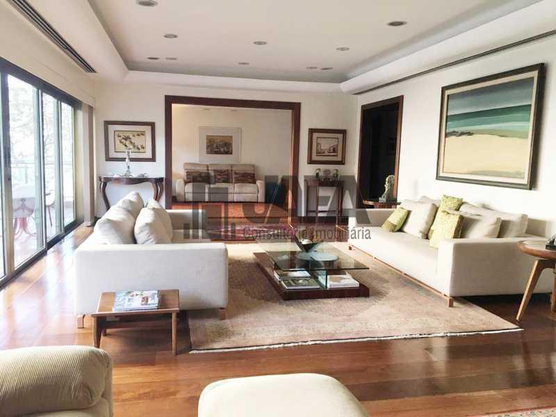 02 - Apartamento Ipanema,Rio de Janeiro,RJ À Venda,4 Quartos,290m² - JA41031 - 3