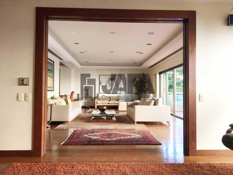 03 - Apartamento Ipanema,Rio de Janeiro,RJ À Venda,4 Quartos,290m² - JA41031 - 4