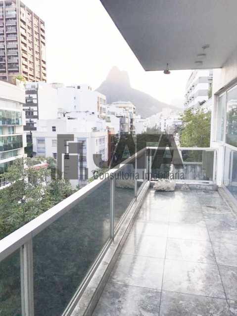 01. - Cobertura Leblon,Rio de Janeiro,RJ À Venda,4 Quartos,300m² - JA50458 - 1