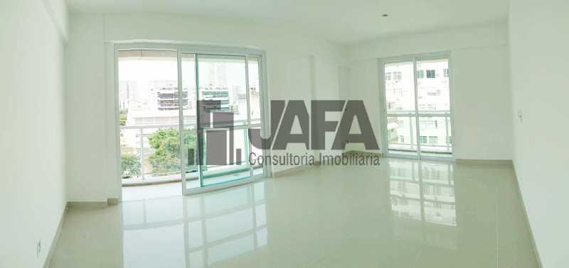 Sala Panoramica  - Apartamento Botafogo,Rio de Janeiro,RJ À Venda,3 Quartos,98m² - JA31411 - 1