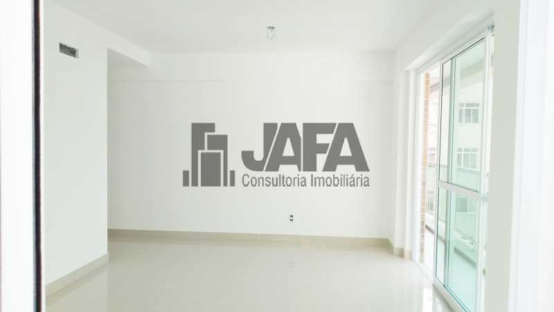 Sala  - Apartamento Botafogo,Rio de Janeiro,RJ À Venda,3 Quartos,98m² - JA31411 - 3