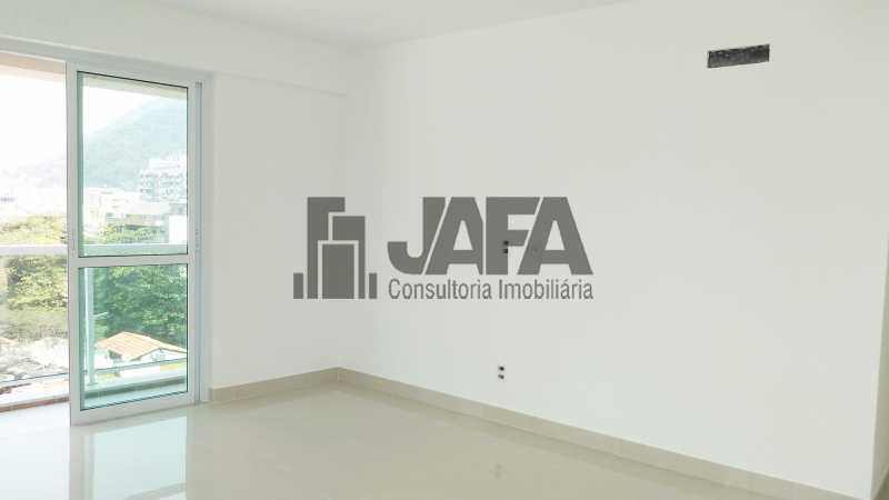 Sala  - Apartamento Botafogo,Rio de Janeiro,RJ À Venda,3 Quartos,98m² - JA31411 - 4