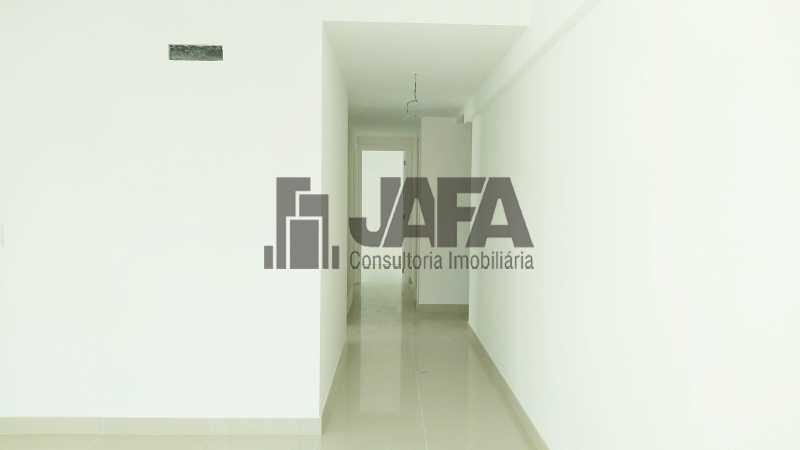 Sala  - Apartamento Botafogo,Rio de Janeiro,RJ À Venda,3 Quartos,98m² - JA31411 - 5