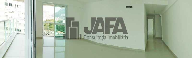 Sala Panoramica  - Apartamento Botafogo,Rio de Janeiro,RJ À Venda,3 Quartos,98m² - JA31411 - 6
