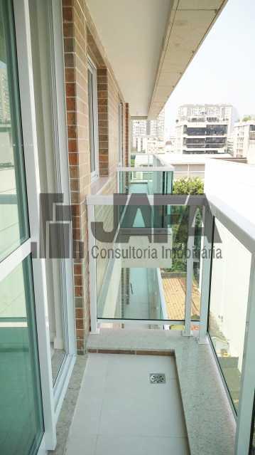 Suite da Sacada - Apartamento Botafogo,Rio de Janeiro,RJ À Venda,3 Quartos,98m² - JA31411 - 18