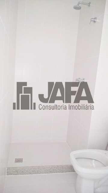 Suite Banheiro  - Apartamento Botafogo,Rio de Janeiro,RJ À Venda,3 Quartos,98m² - JA31411 - 21