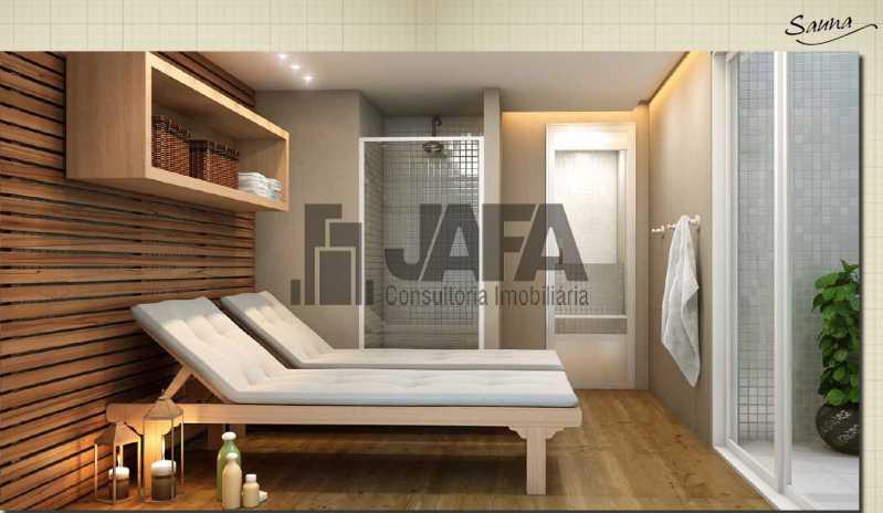 sauna - Apartamento Botafogo,Rio de Janeiro,RJ À Venda,3 Quartos,98m² - JA31411 - 28