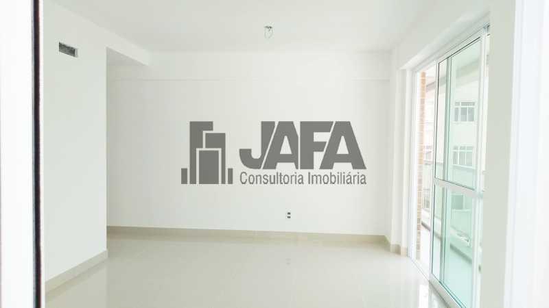 2Sala 1 - Apartamento 3 quartos à venda Botafogo, Rio de Janeiro - R$ 1.100.000 - JA31410 - 3