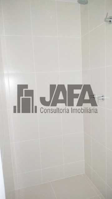 Banheiro Social  - Apartamento 3 quartos à venda Botafogo, Rio de Janeiro - R$ 1.100.000 - JA31410 - 11