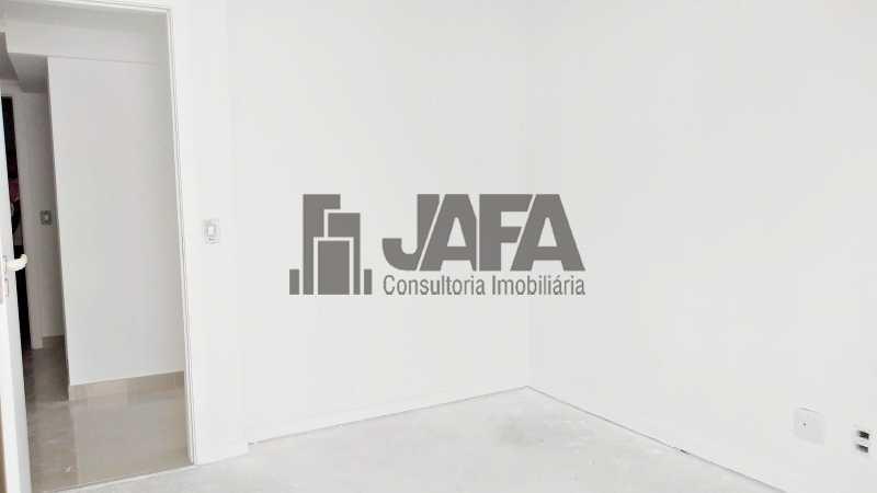 Quarto 1 - Apartamento 3 quartos à venda Botafogo, Rio de Janeiro - R$ 1.100.000 - JA31410 - 13