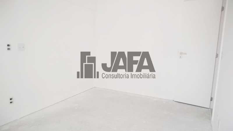 Quarto 2 - Apartamento 3 quartos à venda Botafogo, Rio de Janeiro - R$ 1.100.000 - JA31410 - 15