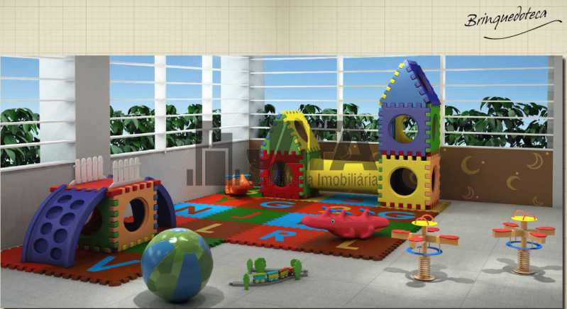 brinquedoteca - Apartamento 3 quartos à venda Botafogo, Rio de Janeiro - R$ 1.100.000 - JA31410 - 24