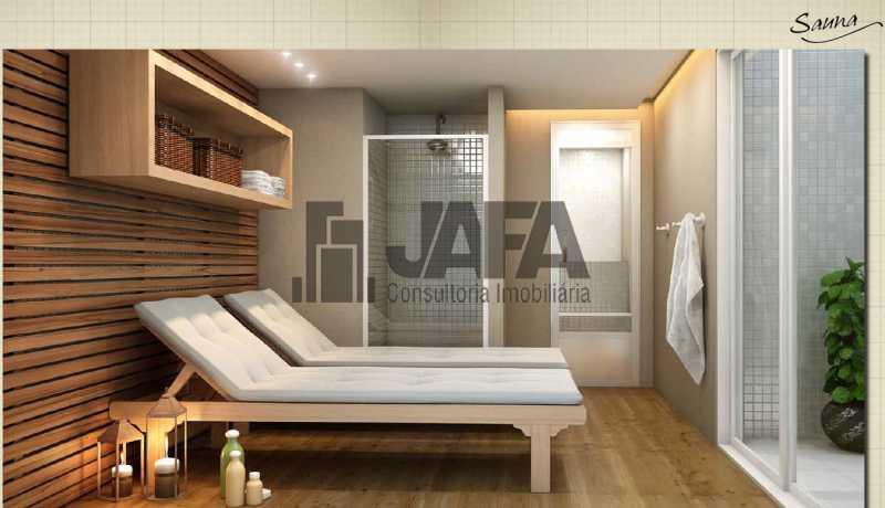 sauna2 - Apartamento 3 quartos à venda Botafogo, Rio de Janeiro - R$ 1.100.000 - JA31410 - 29