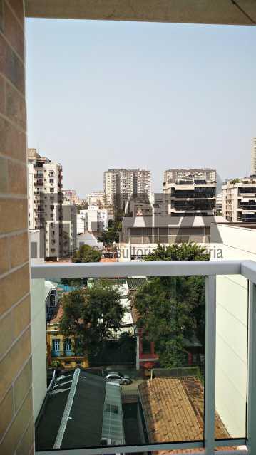 18Vista 2 - Apartamento Botafogo,Rio de Janeiro,RJ À Venda,3 Quartos,98m² - JA31409 - 19