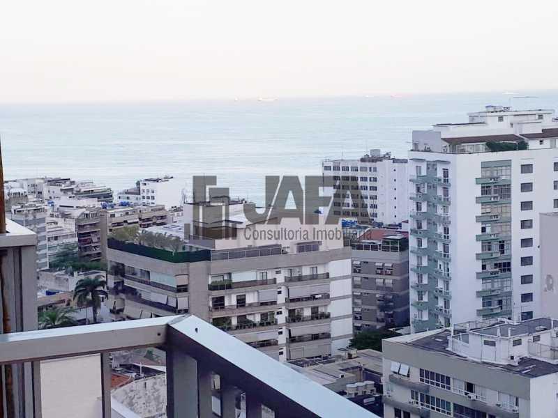 1.0 - Apartamento Leblon,Rio de Janeiro,RJ À Venda,3 Quartos,170m² - JA41039 - 3
